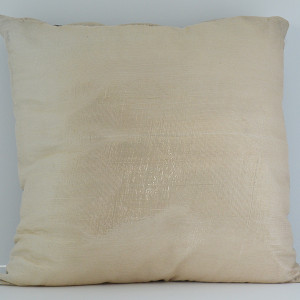 cushion light beige glossy