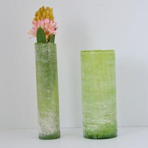 teja vases green