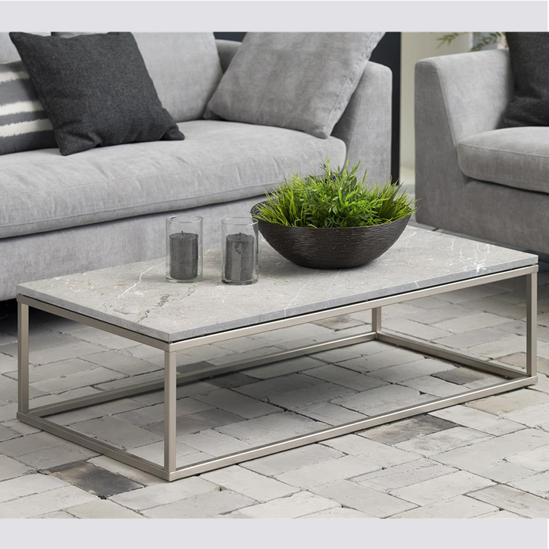 Lovely Bran Coffee Table
