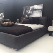 Palima bed anthracite