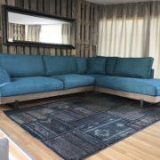 Vivian sofa petrol