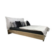 wood bed 1