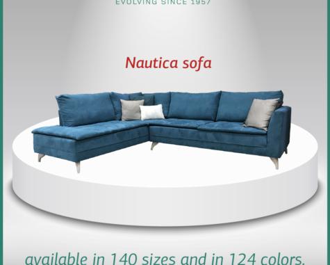 Nautica sofa CM