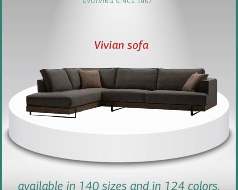 Vivian sofa CM