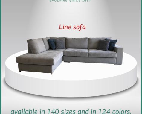 Line sofa CM