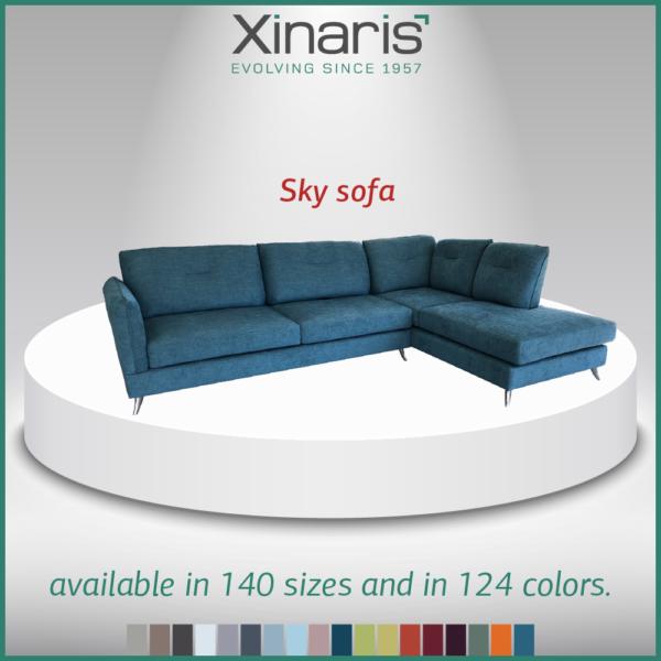 Sky sofa CM