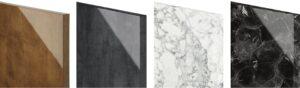 melamine granite look