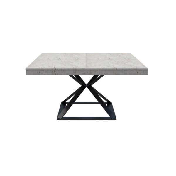 triew square grey marble